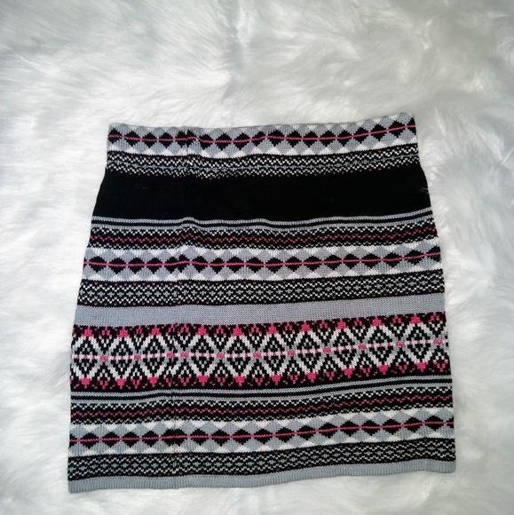 50% off Derek Heart Dresses & Skirts - Derek Heart Fair Isle knit ...
